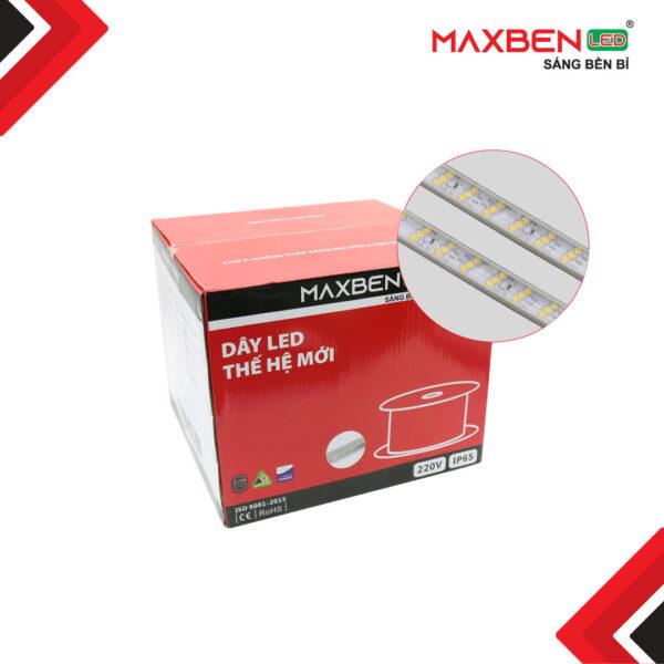 Dây LED Maxben thế hệ mới LD3VN-MB-2835-180P-9220