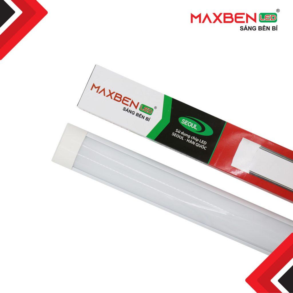 đèn tuýp led bán nguyệt maxben 1.2m